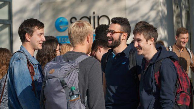 Etudiants ESAIP